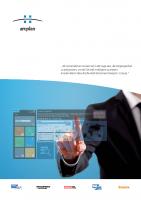 Arcplan Produktbroschüre