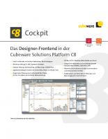 Cubeware Cockpit – Das Designer-Frontend
