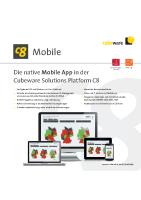 Cubeware C8 Mobile