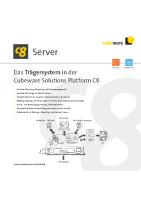Cubeware C8 Server