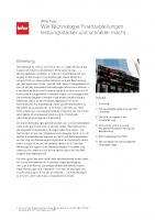 Infor – Wie Technologie Finanzabteilungen leistungsstärker und schneller macht