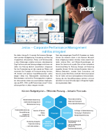 Jedox – Corporate Performance Management nahtlos integriert