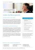 Jedox für Management