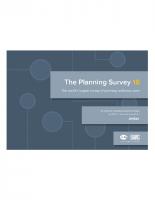 BARC Planning Survey 2018