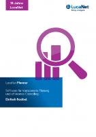LucaNet – Planner