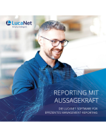 LucaNet – effizientes Management-Reporting