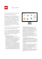 Infor ION BI – Produktbroschüre