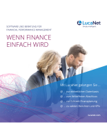 LucaNet – Financial Performance Management